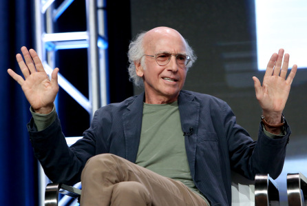 HBO 'Curb Your Enthusiasm' TV show panel, TCA Summer Press Tour, Los Angeles, USA - 26 Jul 2017
